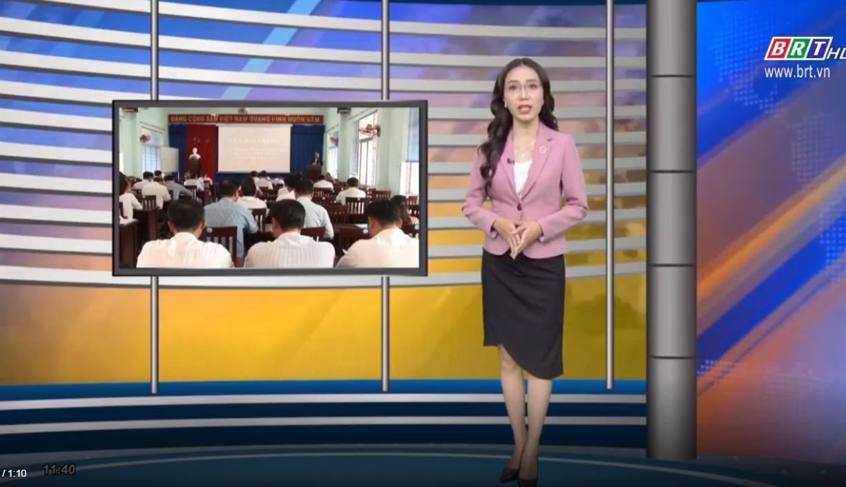 Khai giảng lớp quản lý nhà nước